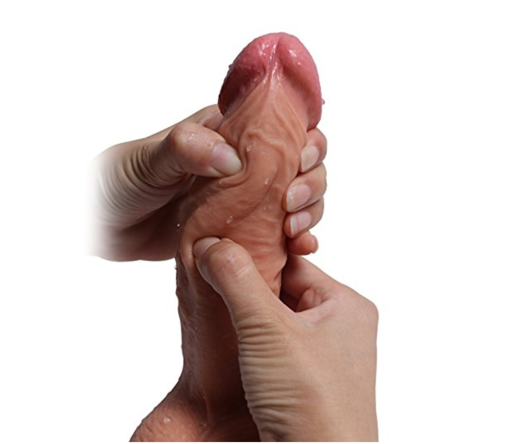 One of the best lifelike dildos