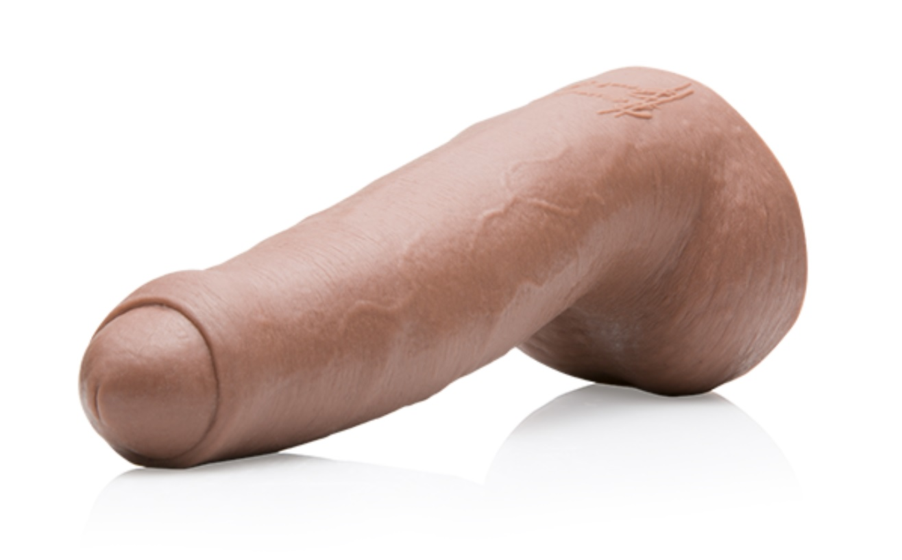 A Dildo molded after boomer banks