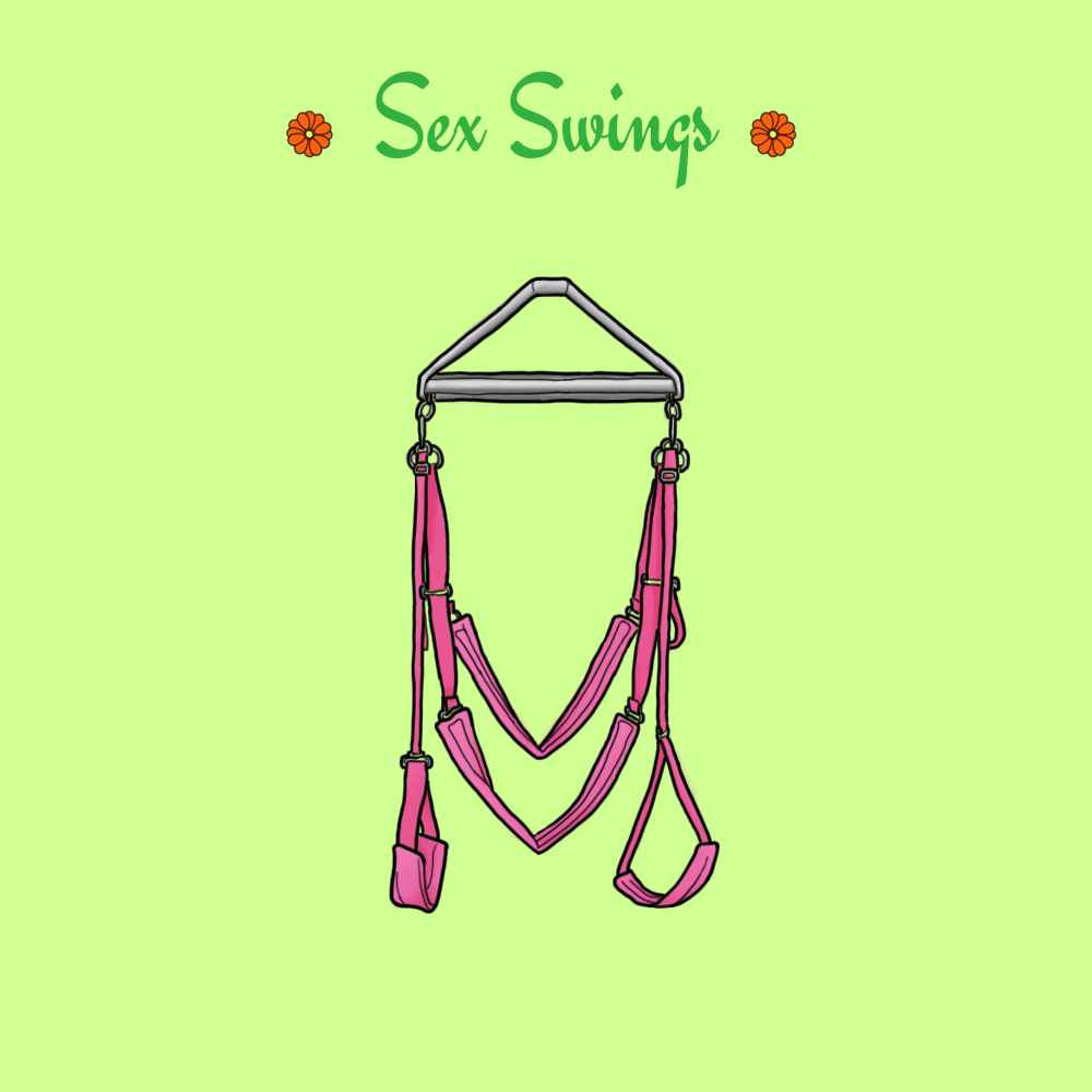 How to make sex swing