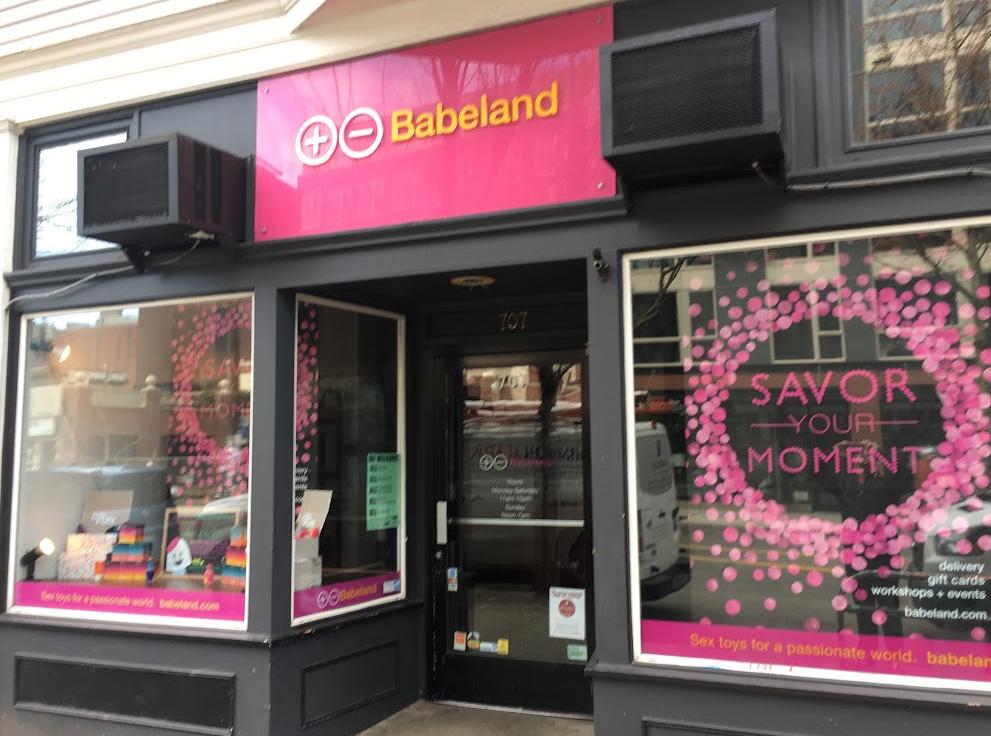 Sex shop denver co