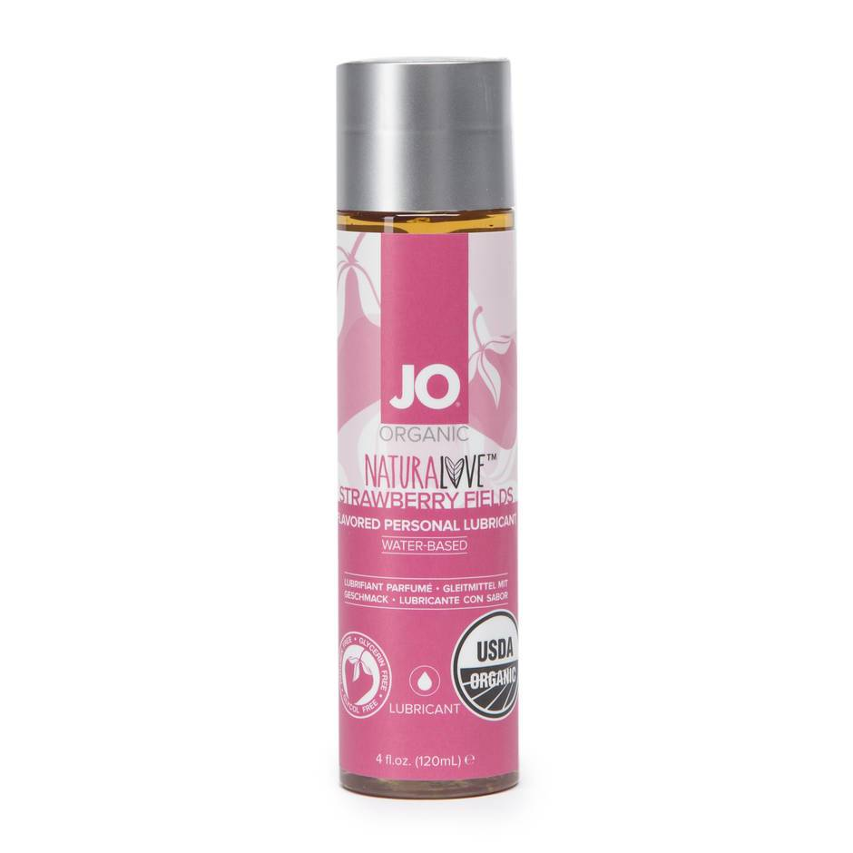 System JO Strawberry Personal Lubricant