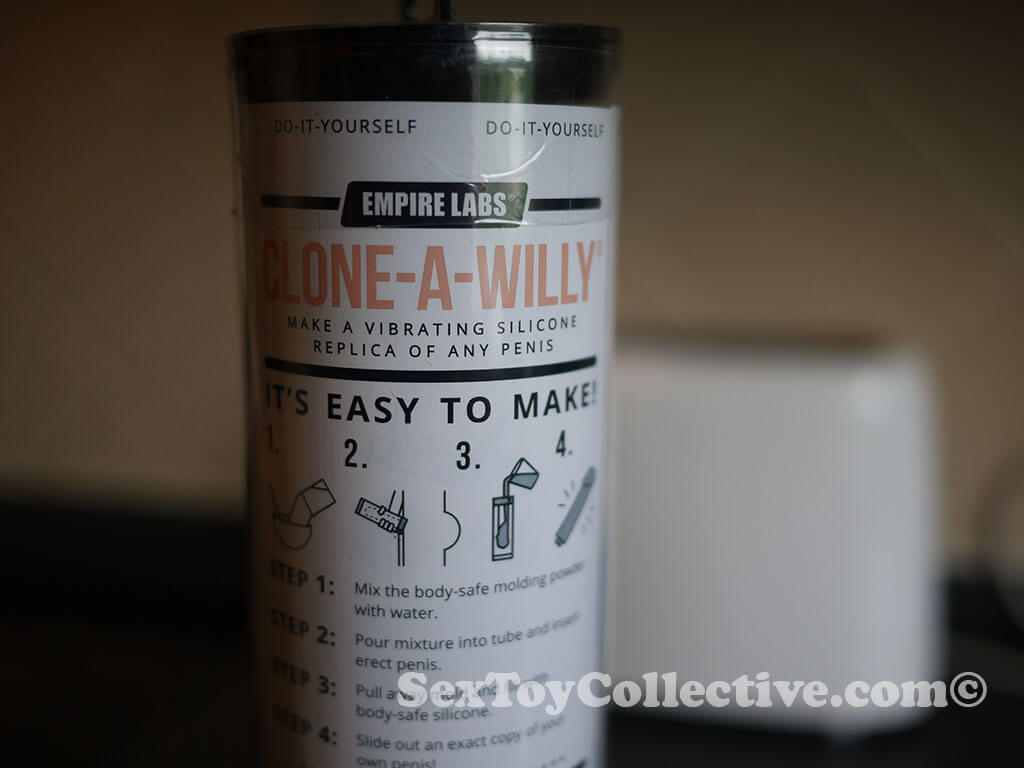 clone a willy-work