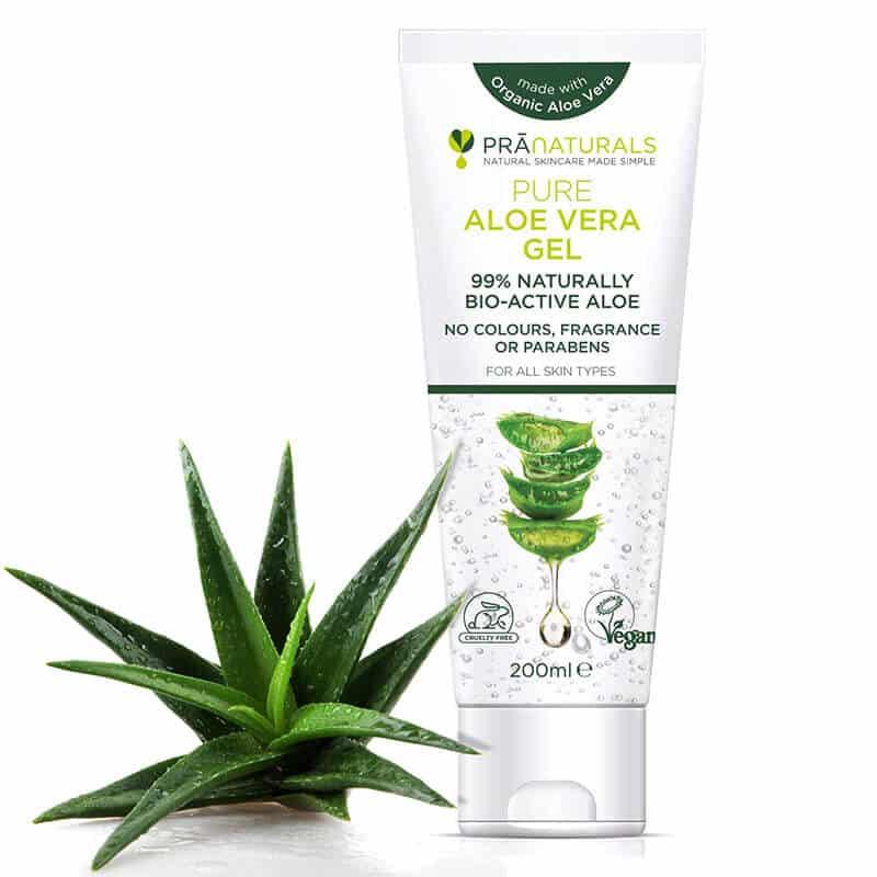 PraNaturals Aloe Vera Gel