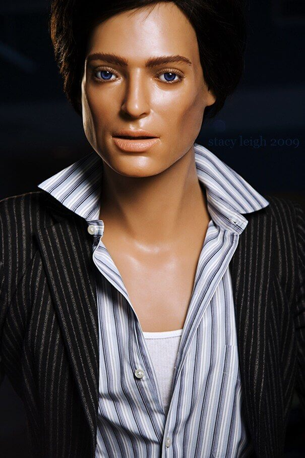The Male RealDoll