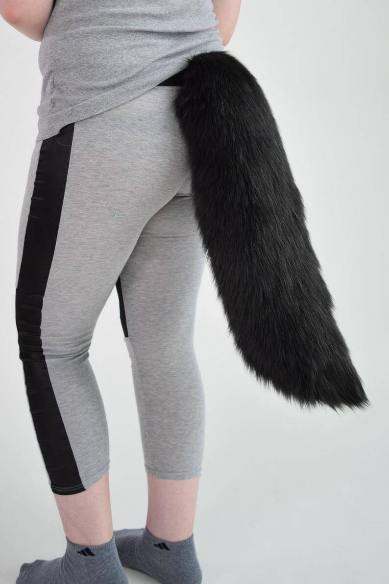Cat Tail Buttplug